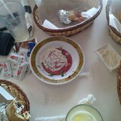 Photo taken at Baklava Factory by Toots on 4/1/2012