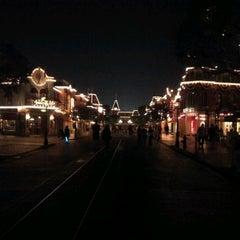 Photo taken at Main Street, U.S.A. by Edi G. on 5/23/2012
