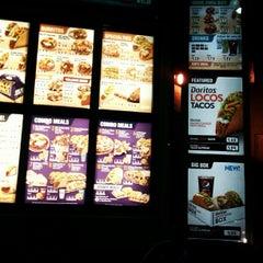 Photo taken at Taco Bell by Jen B. on 4/7/2012