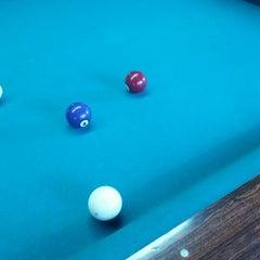 Photo taken at SoHo Billiards by Vanson S. on 7/21/2012