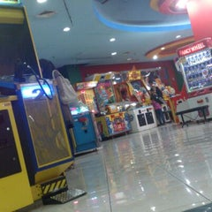 Photo taken at Palembang Indah Mall by Rahmat Alam A. on 8/23/2012