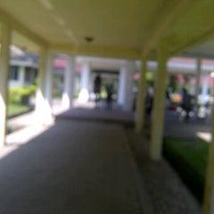 Photo taken at POLMED (Politeknik Negeri Medan) by atika c. on 6/14/2012