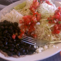 Photo taken at Wahoo's Fish Taco by Mike S. on 4/21/2012