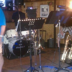 Photo taken at Little Bohemia by Terry S. on 7/7/2012
