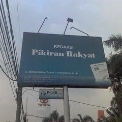Photo taken at Redaksi Pikiran Rakyat by M. U. on 7/20/2012