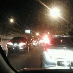 Photo taken at Underpass Senen (Terowongan) by Isthi R. on 4/14/2012
