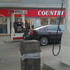 Photo taken at Country Fair / Citgo by Amanda B. on 3/20/2012