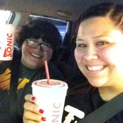 Photo taken at SONIC Drive In by Elena ❤️ on 8/15/2012