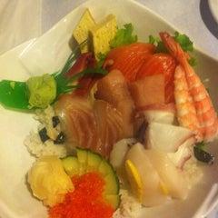Photo taken at Furusato Japanese Restaurant by Steven T. on 2/24/2012