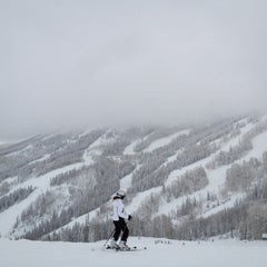 Photo taken at Steamboat Resort by Michael D. on 2/20/2012