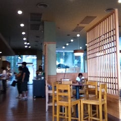 Photo taken at Starbucks (สตาร์บัคส์) by Pornsawad T. on 5/5/2012