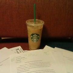 Photo taken at Starbucks by April M. on 2/18/2012