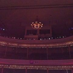 Photo taken at Springer Opera House by Janglez311 on 8/4/2012