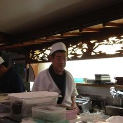 Photo taken at Sakura Japanese Restaurant by Karim on 9/6/2012