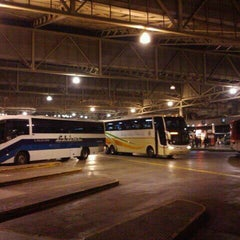Photo taken at Terminal de Buses San Borja by Emiliano on 8/1/2012