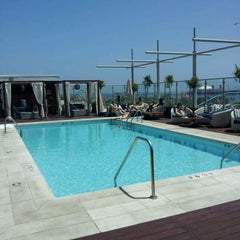Photo taken at AVIA Long Beach by Mica L. on 5/19/2012