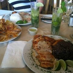 Photo taken at El Tropico Restaurant by Taniele C. on 4/8/2012