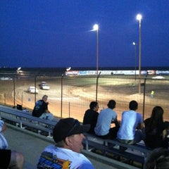 Photo taken at Southern NM Speedway by Katharina S. on 6/3/2012
