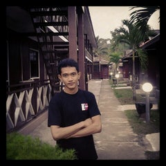 Photo taken at Eastana Beach Resort by Teuku S. on 6/30/2012