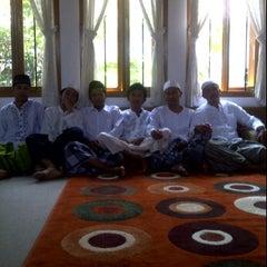 Photo taken at musholla raudhotus su'adaa' by Firdauz N. on 9/3/2011
