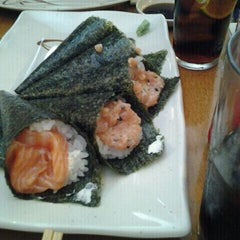 Photo taken at Sushi Koba by Derec D. on 12/12/2011