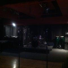 Photo taken at Smash Studios NYC by Mudd Club J. on 10/23/2011