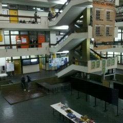 Photo taken at Facultad de Arquitectura y Urbanismo by Eugenia G. on 9/6/2011