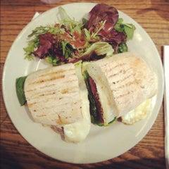 Photo taken at Ruby's Café by Nina L. on 4/12/2012
