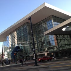 Photo taken at Colorado Convention Center by Tim J. on 3/6/2012