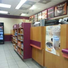 Photo taken at Dunkin Donuts by Leandro c. on 7/8/2012