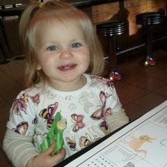 Photo taken at Drake Diner by Trina B. on 10/14/2011