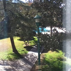 Photo taken at Hotel Casa Grande by Mauricio G. on 2/14/2012
