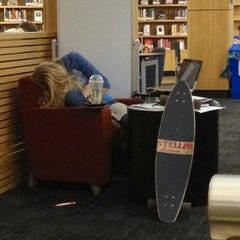 Photo taken at Library West by Shannon M. on 12/9/2011