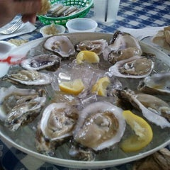 Photo taken at Bluegill Restaurant by Susan G. on 3/18/2012