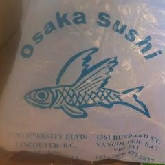 Photo taken at Osaka Sushi by Nick L. on 2/26/2012