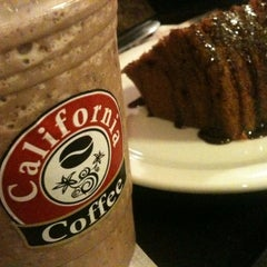 Photo taken at California Coffee by Daniel L. on 6/22/2012