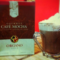 Photo taken at Organo Gold by Bernardo A. on 6/1/2012