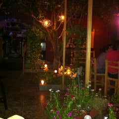 Photo taken at AdoBe Pizza by Joe F. on 7/19/2012