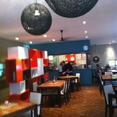 Photo taken at Angelos | Café | Walmer by Siviwe M. on 11/30/2011