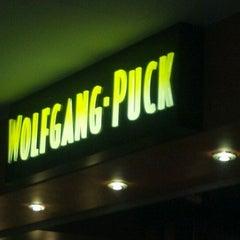 Photo taken at Wolfgang Puck Express by David J. F. on 11/28/2011