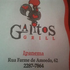 Photo taken at Galitos Grill by Newton S. on 5/4/2012