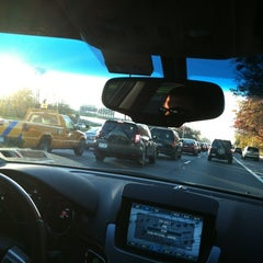 Photo taken at Belt Parkway by Cara G. on 11/18/2011