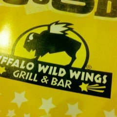 Photo taken at Buffalo Wild Wings by Josh H. on 12/27/2011