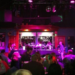 Photo taken at Howl At The Moon by Stefanie J. on 1/29/2012
