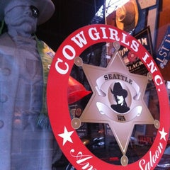 Photo taken at Cowgirls Inc by Jim W. on 1/23/2012