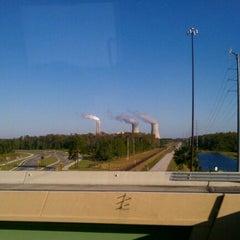 Photo taken at Stanton Energy Center by John Mateo 🇮🇹 on 11/12/2011