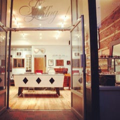 Photo taken at Silver Lining Opticians by DwellStudio on 5/24/2012