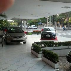 Photo taken at Honda Nova Luz by Francisco C. on 12/28/2011
