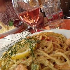 Photo taken at Trattoria Étterem/Restaurant by XaB on 5/23/2012