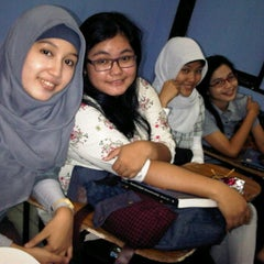Photo taken at Stie Indonesia (kampus A) by dicy p. on 9/21/2011
